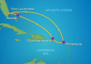 14 Naechte 27.11. bis 14.12.2014 Karibik OASIS of the SEAS