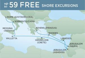 2019-09 Santorini & Mittelmeer 6/12Naechte RSS VOYAGER