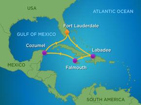 vom 31.12. bis 9.2.2017 – 9/14/10/7 Nächte – Florida-ALLURE-Florida-MARINA