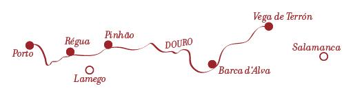 7 Naechte – AROSA ALVA – Douro Flusscruise