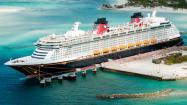 2015-11 – Transatlantik OCEANIA RIVIERA – Bahamas DISNEY DREAM